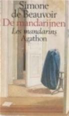 De mandarijnen - Simone de Beauvoir (ISBN 9789026950612)