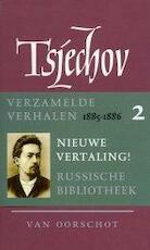 2 Verhalen 1885-1886 - Anton P. Tsjechov (ISBN 9789028240421)