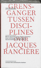 Jacques Ranciere set a 2 ex - Jacques Ranciere (ISBN 9789078088165)