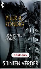 Puur & zondig - Lisa Renee Jones (ISBN 9789461994615)