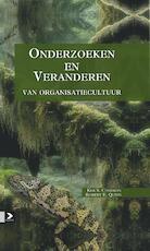 Onderzoeken en veranderen van organisatiecultuur - Kim S Cameron (ISBN 9789052618104)