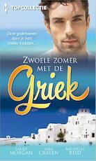 Zwoele zomer met de Griek - Sarah Morgan (ISBN 9789402504231)
