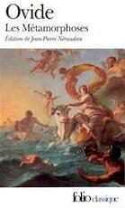 Les métamorphoses - Ovid, Jean-Pierre Néraudau (ISBN 9782070385645)