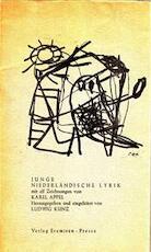 Junge Niederländische Lyrik [1957] - Ludwig Kunz, Karel [ill.] Appel