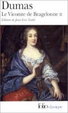 Le Vicomte de Bragelonne - Alexandre Dumas, Jean-Yves Tadié (ISBN 9782070400522)