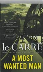 A Most Wanted Man - John Le Carre (ISBN 9780340977095)