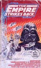 Stan Lee Presents the 'Marvel Comics' Illustrated Version of 'Star Wars, the Empire Strikes Back' - Carlos Garzon (ISBN 9780099234104)