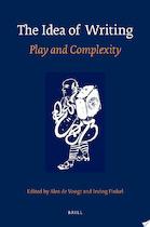 The Idea of Writing - Alexander J. de Voogt, Irving L. Finkel (ISBN 9789004174467)