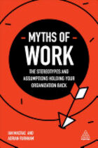 Myths of Work - Adrian Furnham, Ian Macrae (ISBN 9780749481285)