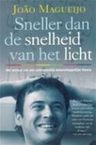 Sneller dan de snelheid van het licht - J. Magueijo (ISBN 9789022537176)