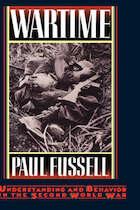 Wartime - Paul Fussell (ISBN 9780195037975)