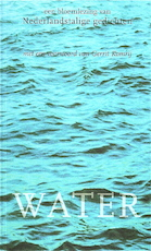 Water - F. Bakker, Gerrit [Voorwoord] Komrij (ISBN 9789080362536)