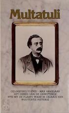 Literair werk - Multatuli (ISBN 9789061524366)