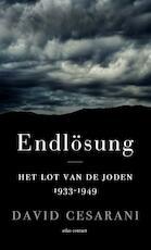 Endlösung - David Cesarani (ISBN 9789045034911)