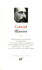 Oeuvres II - Joseph Conrad