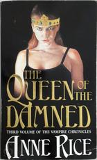 The queen of the damned - Anne Rice (ISBN 9780708860724)