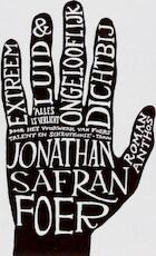 Extreem luid & ongelooflijk dichtbij - Jonathan Safran Foer (ISBN 9789041412522)