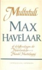 Max Havelaar - Multatuli (ISBN 9789028900776)