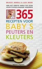 365 recepten voor baby's, peuters en kleuters - Bridget Wardley, Judy More (ISBN 9789059203068)