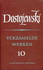 Verzamelde werken [10 DLN] - F.M. Dostojewski