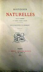 Histoires Naturelles - Unknown