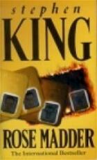 Rose Madder - Stephen King (ISBN 9780340640142)