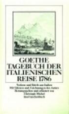 Italienische Reise - Johann Wolfgang von Goethe (ISBN 9783458318750)