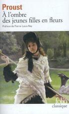 A la recherche du temps perdu 2. A l' ombre des jeunes filles en fleurs - Marcel Proust (ISBN 9782070380510)