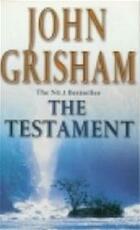 The testament - John Grisham (ISBN 9780099245025)