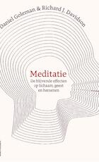 Meditatie - Daniël Goleman, Richard Davidson (ISBN 9789045031002)
