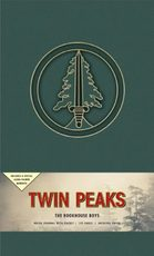Twin Peaks the Bookhouse Boys Hardcover Ruled Journal - Insight Editions (ISBN 9781683832409)