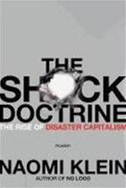 The Shock Doctrine - Naomi Klein (ISBN 9780312427993)