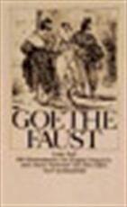 Faust I - Johann Wolfgang Von Goethe (ISBN 9783458317500)