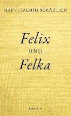 Felix und Felka - Hans Joachim Schädlich (ISBN 9783498064372)