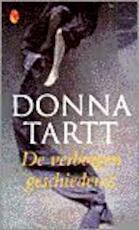 De verborgen geschiedenis - Donna Tartt, Amp, Barbara de Lange (ISBN 9789041403322)