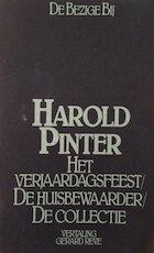 Het verjaardagsfeest - Harold Pinter, Gerard van het Reve, Toneelgroep Centrum (ISBN 9789023407133)