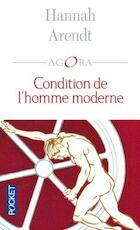 Condition de l'homme moderne - Hannah Arendt (ISBN 9782266126496)