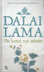 De kunst van relaties - Dalai Lama, Dalai Dalai Lama (ISBN 9789401600446)