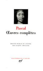 Oeuvres Complètes - Blaise Pascal