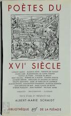 Poètes du XVIe siècle -