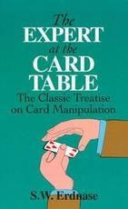 The Expert at the Card Table - S. W. Erdnase (ISBN 9780486285979)
