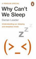 Why Can't We Sleep? - Darian Leader (ISBN 9780241984437)