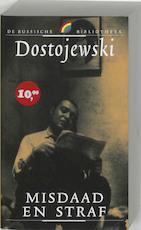 Misdaad en straf - F.M. Dostojewski (ISBN 9789041700674)