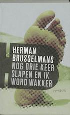 Nog drie keer slapen ik word wakker - Herman Brusselmans