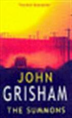 The summons - John Grisham (ISBN 9780099406136)