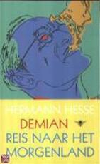 Demian & Reis naar het Morgenland - Hermann Hesse (ISBN 9789023400875)