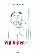 Vijf bijlen - A.L. Snijders (ISBN 9789072603876)