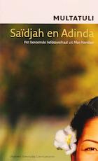Saidjah en Adinda - Multatuli (ISBN 9789086960149)