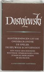 Verzamelde werken / 4 zes romans - F.M. Dostojewski (ISBN 9789028204058)