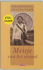 Meisje aan het strand - P.A. Toer (ISBN 9789052267661)